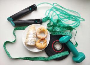 еда и спорт
