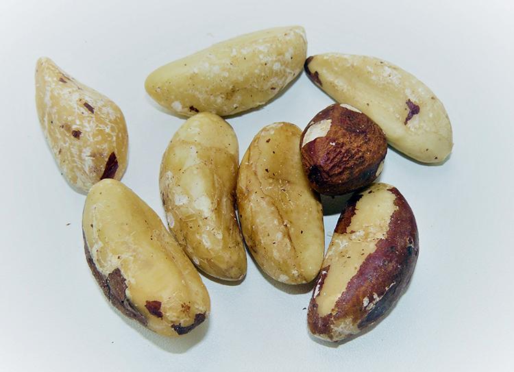 качественные орехи