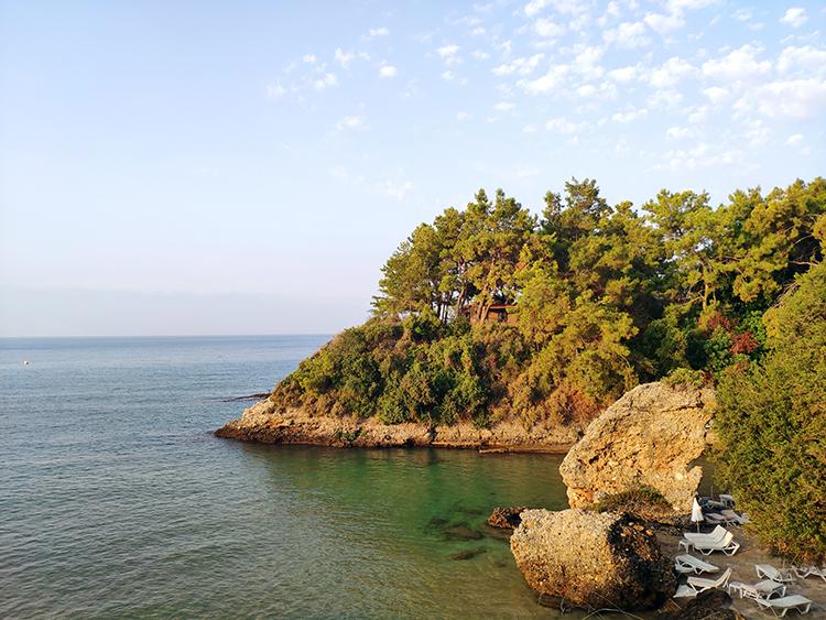 пляжи Инжекума