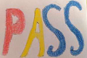 Pass глагол