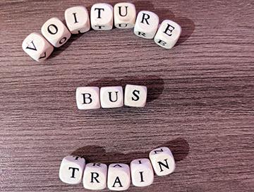 слова на тему транспорт