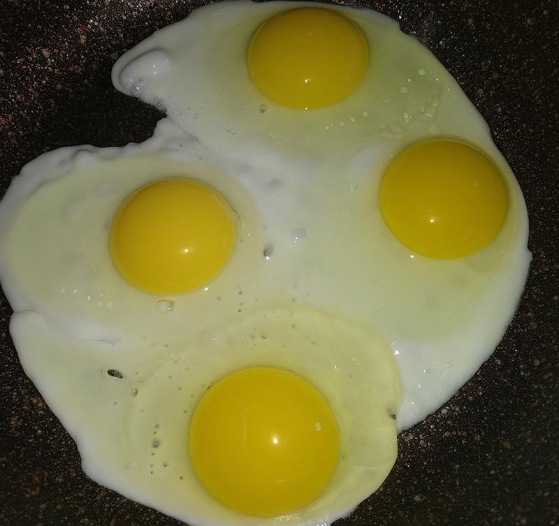 желток яйца