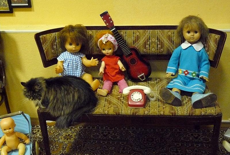 игрушки - зал